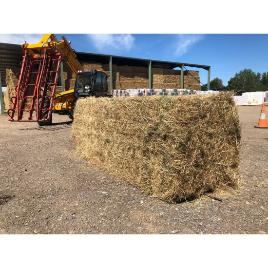 Big Bale Meadow Hay