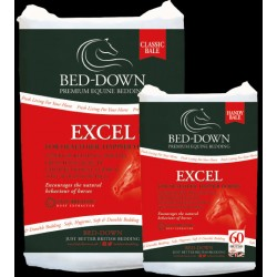 Bed Down Excel